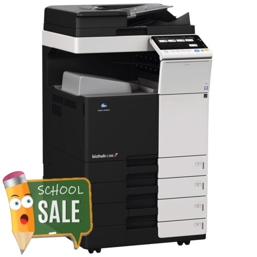 Konica Minolta Bizhub C368 DF 704 OT 506 PC 210 Colour Copier Printer Rental Price Offers