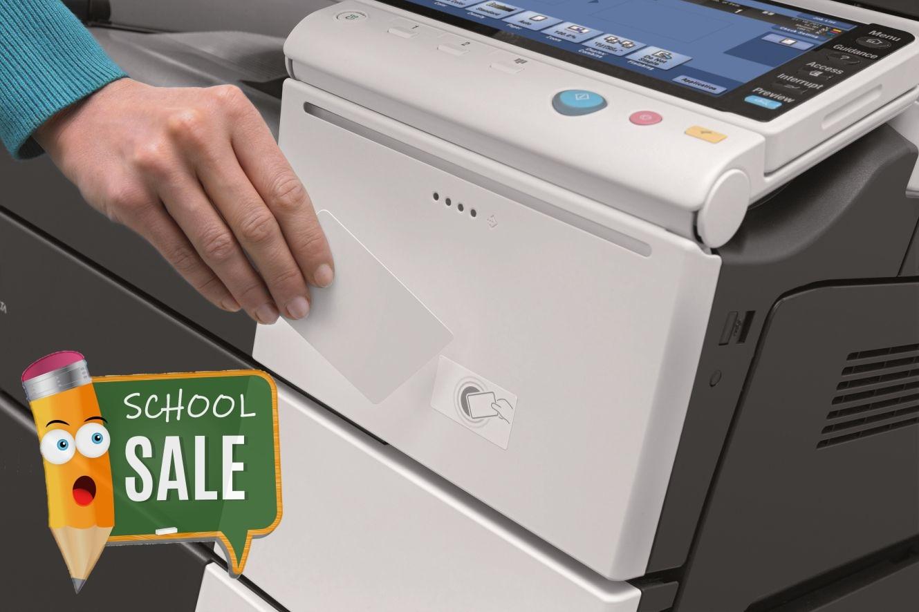Konica Minolta Bizhub C454 Colour Copier Printer Rental ...