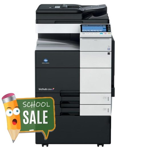 Konica Minolta Bizhub C654 Colour Copier Printer Rental Price Offers