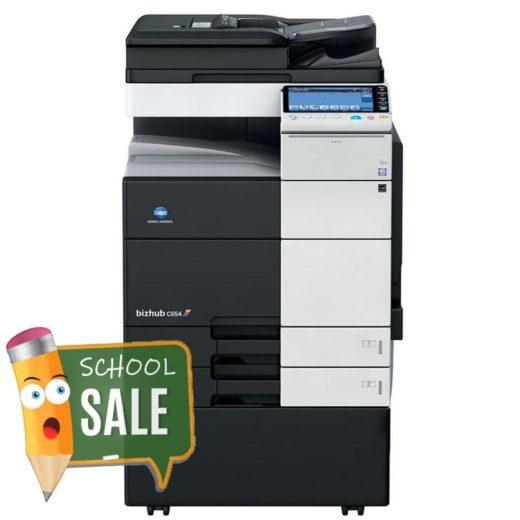 Konica Minolta Bizhub C654 Colour Copier Printer Rental Price Offers