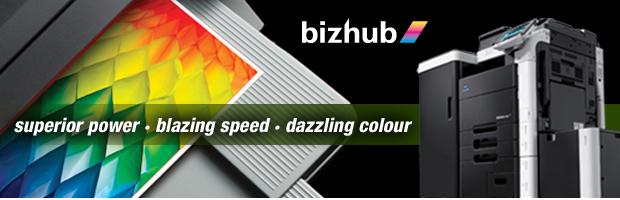 Konica Minolta offer Bizhub Colour MFP