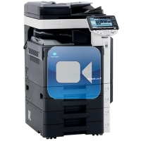 Konica Minolta Bizhub C280 Video Training