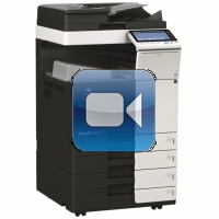 Konica Minolta Bizhub C284e Video Training