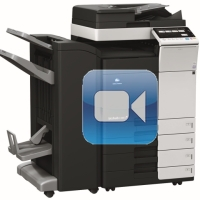 Konica Minolta Bizhub C368 Video Training