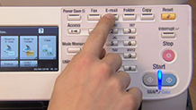 Bizhub C35 Training Scanning and Faxing