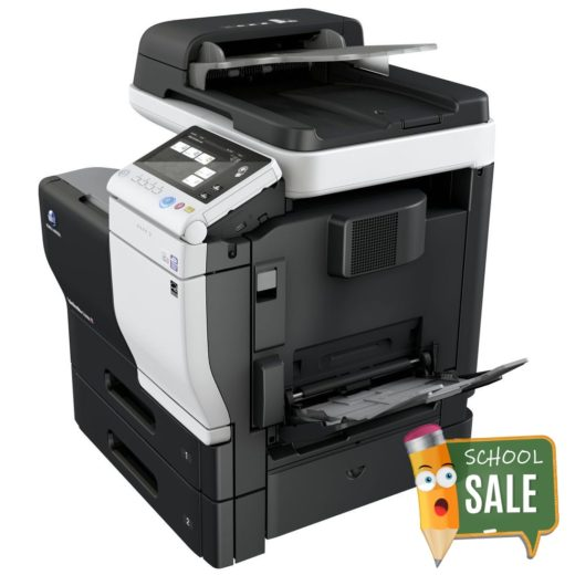Konica Minolta Bizhub C3351 Colour Copier Printer Rental Price Offers Bypass tray