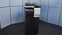 Konica Minolta Bizhub C3850FS Training Introduction
