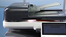 Konica Minolta Bizhub C3850FS Training Scanning and Faxing